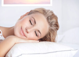 Four Reasons Why You Should Sleep On Your Back