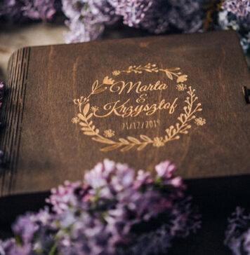 The most beautiful boxes for wedding photos